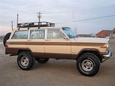 classic jeep wagoneer lifted my old jeep wagoneer trucks pinterest jeep wagoneer