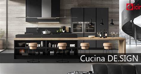 cuisine gris et bois cuisine moderne gris anthracite et bois