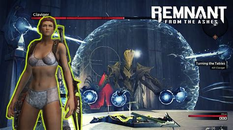 NAKED AND AFRAID No Armor Run Challenge Claviger World Boss Alt Kill In Remnant From The