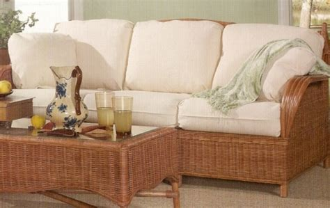 Wicker Sofa Sleeper by Rattan Sleeper Sofa Siesta Key