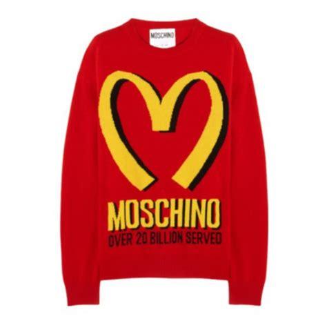 mcdonalds sweater kawaii logo