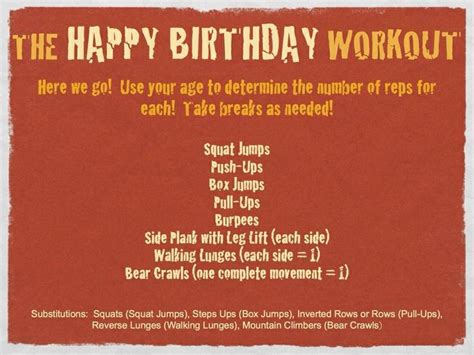 Birthday Workout Meme - birthday fitness quotes quotesgram