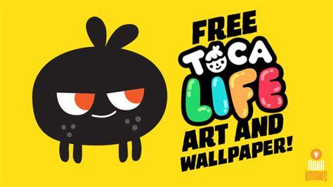 toca boca toca life art  wallpaper  noah