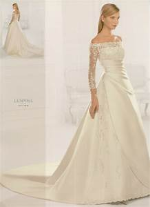 china a line wedding dress with sleeves hsa1001 china With a line wedding dresses with sleeves