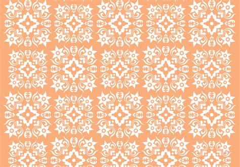 retro orange ornament photoshop pattern  photoshop