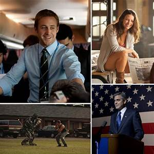 Ryan Gosling Pictures in The Ides of March | POPSUGAR ...