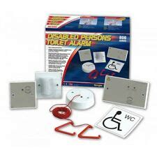 c tec nc951 standard disabled persons toilet alarm kit