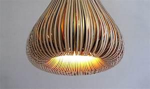 Bulbous Paper Lamps By Paula Arntzen Hang Like Glowing ...