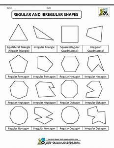 Regular, Shapes