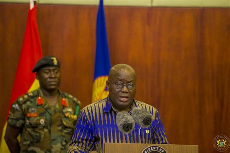 President AkufoAddo swears in Police Council