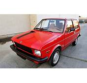 The Best Worst Car Ever 1986 Yugo GV