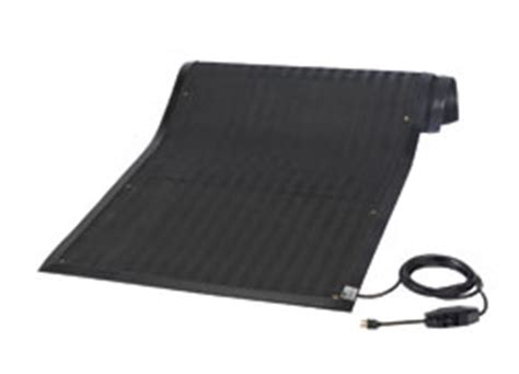 Learn About Outdoor Heated Mats From Heat Track