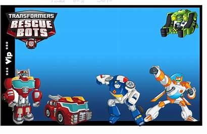 Rescue Transformers Bots Printable Invitation Printables Birthday