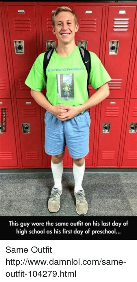 First Day Of School Outfit Meme | www.pixshark.com - Images Galleries With A Bite!