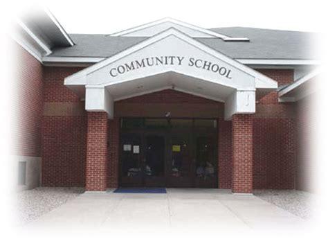 community school cumberland school department