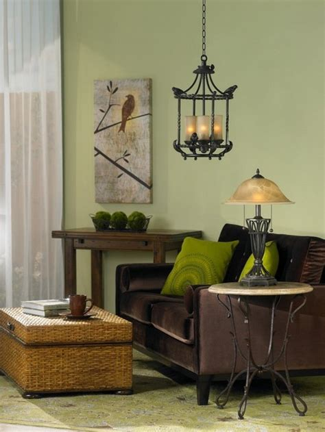 Living Room Design Brown And by 22 Pale Green Living Rooms Interior For
