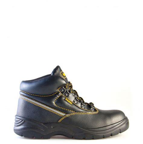 chukka boot black rebel safetygear