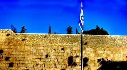 Kotel Wall Western Jewish Jerusalem Quarter Israel