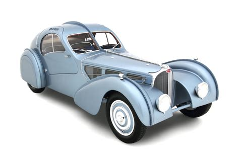 bugatti type 1 bugatti type 57sc atlantic 1938 scale model cars