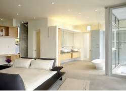 Open Shower Bath Designs by Open Bathroom Concept For Master Bedrooms