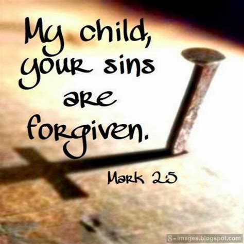 child  sins  forgiven mark  quotes