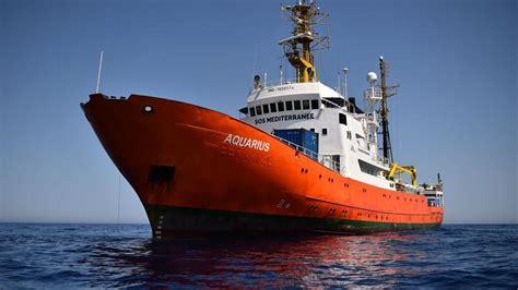 Aquarius Bateau Actualite l aquarius le 171 bateau ambulance 187 qui sauve des vies en