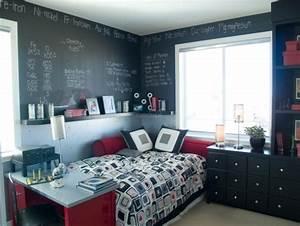 101 idees pour la chambre d39ado deco et amenagement With couleur pour un salon 8 chambre dhugo photo 14 chambre thame jungle