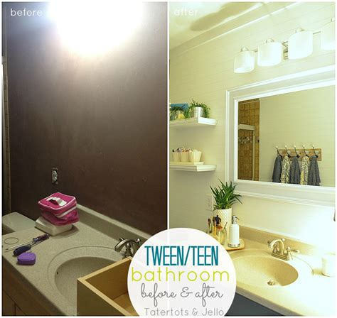 tween bathroom ideas tween tween bathroom redo 5 ways to create a space your teen will love tatertots and jello