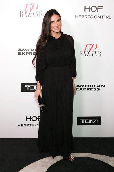 Demi Moore Photos Photos: Harper's BAZAAR Celebrates 150 ...