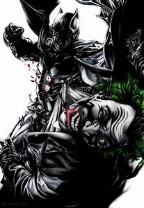 Batman VS Joker by pensierimorti on DeviantArt