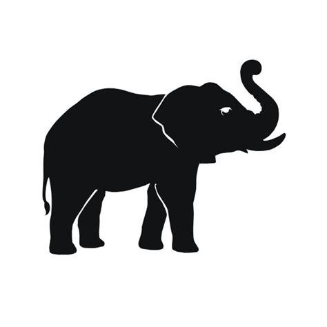 ardoise deco cuisine stickers ardoise éléphant adhésif décoratif autocollant pour une décoration tendance