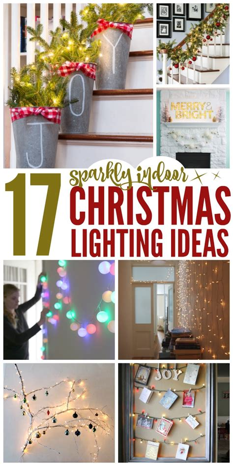 christmas light ideas indoor 17 sparkling indoor christmas lighting ideas the most