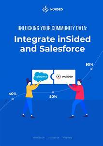 Integrate Insided With Salesforce  Unlock Your Community Data