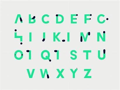 Typeface Animated Aescripts Alphabet Workflow Optimize