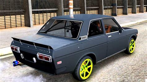 Datsun Drift by Datsun 510 Drift Gta San Andreas