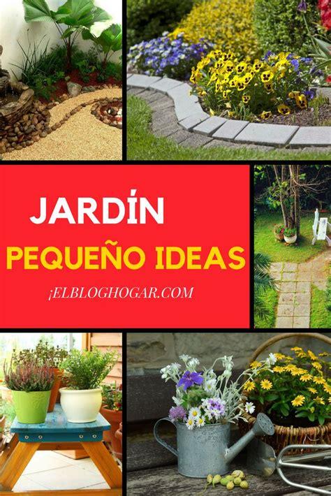 imagenes de como decorar  jardin pequeno como deco
