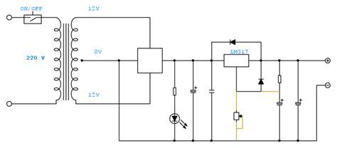 alimentatore variabile con lm317 pag 3 il forum di electroyou