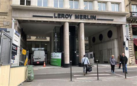 Leroy Merlin A Ouvert Son Quatrième Magasin Parisien