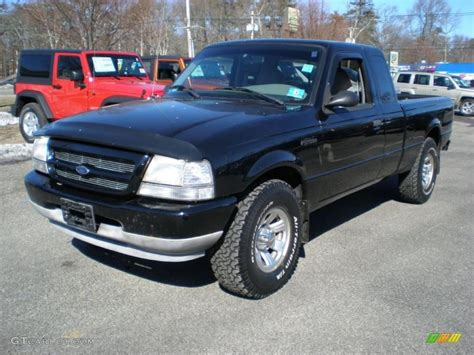 black 2000 ford ranger sport supercab exterior photo 45350175 gtcarlot