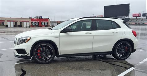 mercedes amg gla review