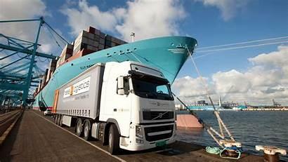 Logistics Logistic Neele Hipwallpaper Background Penske Truck