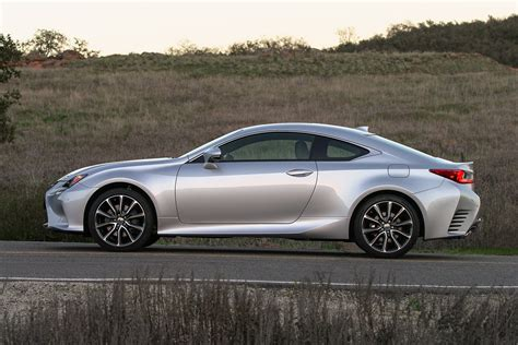 Lexus Rc Revised For My 2018, Rc 300 Available With Two