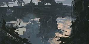 Great sci-fi illustrations by Paul Chadeisson | Art-Spire