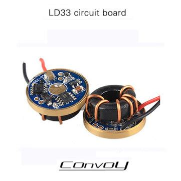 Circuit Board Connect Three Xml Leds Series For