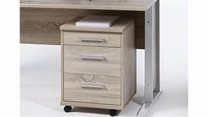Sonoma Eiche : schreibtisch mit rollcontainer office line sonoma eiche ~ Eleganceandgraceweddings.com Haus und Dekorationen