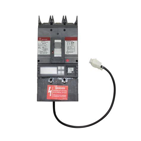 ge sgpb36cc0150 molded circuit breaker 3p 150a 600v