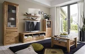 Wohnwand Holz Massiv : wohnwande holz massiv modern ~ Yasmunasinghe.com Haus und Dekorationen