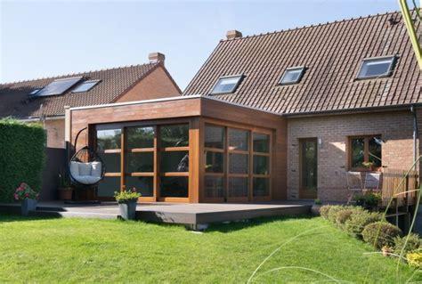 Faire Une Extension Maison Extension Maison Bois 20m2 4 Extensions En 33 Lzzyco
