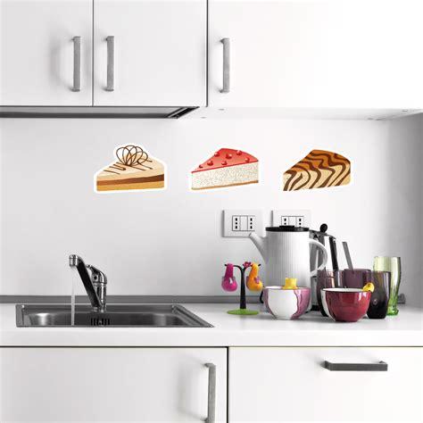 stickers de cuisine stickers muraux pour la cuisine sticker 3 morceaux de