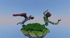 Salamence & Flygon Minecraft Project
